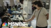 Undecided Ohio Voters Looking For 'Character' In First Presidential Debate | Stephanie Ruhle | MSNBC 4