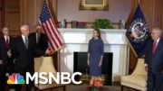 Amy Coney Barrett Kicks Off Capitol Hill Visit With McConnell Meeting | Hallie Jackson | MSNBC 3