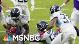 Titans, Vikings Shut Down In-Person Activities After Members Test Positive For Covid-19 | MSNBC 1