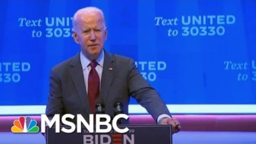 Biden And Harris Release 2019 Tax Returns Ahead Of First Presidential Debate | MTP Daily | MSNBC 6