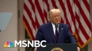 David Cay Johnston: Trump 'Has Certainly Extracted A Lot Of Money' | MTP Daily | MSNBC 2