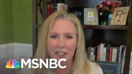 Elizabeth Neumann Says The WH Views COVID-19 Response 'Through The Lens Of Public Affairs' | MSNBC 5