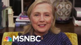 'I Think His Series Is About To Be Canceled.': Hillary Clinton On Trump Losing His Novelty | MSNBC 3