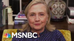 Clinton Advice To Biden: 'Don't Get Drawn Into The Craziness' | MSNBC 9