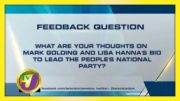 TVJ News: Feedback Question- September 28 2020 5