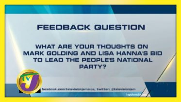 TVJ News: Feedback Question- September 28 2020 6