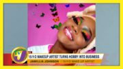 15 Yr Old Makeup Artist Turns Hobby Into Business - September 28 2020 5