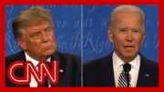 Replay: The first 2020 presidential debate on CNN 2