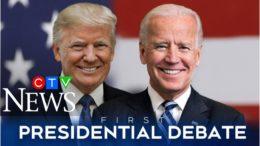Watch the full presidential debate between Donald Trump and Joe Biden 5