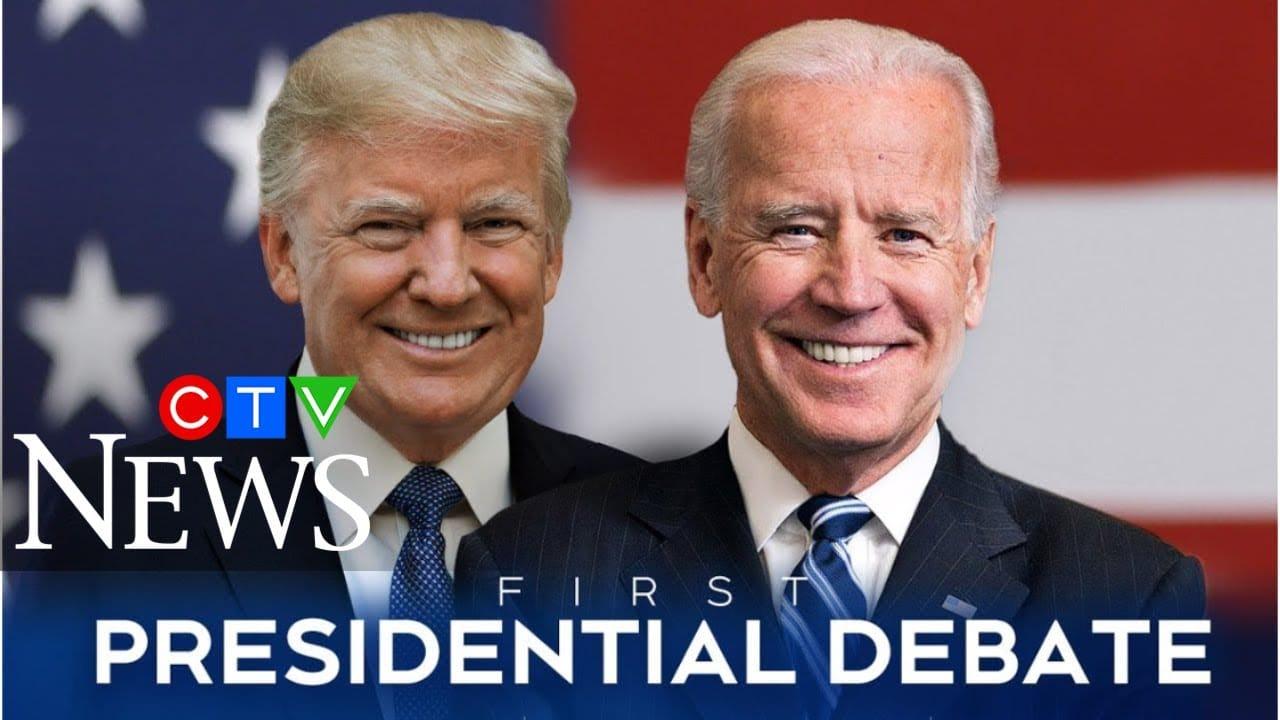 Watch the full presidential debate between Donald Trump and Joe Biden 9