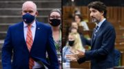 Justin Trudeau welcomes Erin O'Toole back to the House of Commons after COVID-19 scare 2