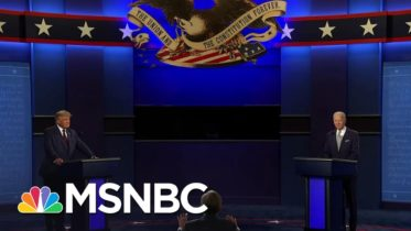 Biden Campaign: Trump's Debate Performance Was 'Despicable' | The 11th Hour | MSNBC 6