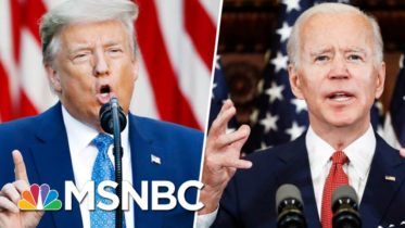Trump Bulldozes His Way Through First Debate   Morning Joe   MSNBC 6