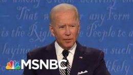Biden Takes Trump On Over His Handling Of Pandemic | Morning Joe | MSNBC 1