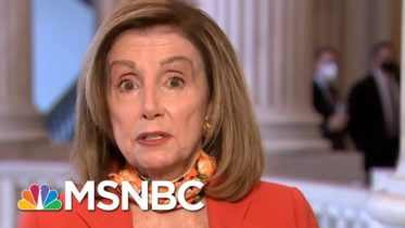 Nancy Pelosi: I Pray The Republicans Will Take Back Their Party | Morning Joe | MSNBC 6