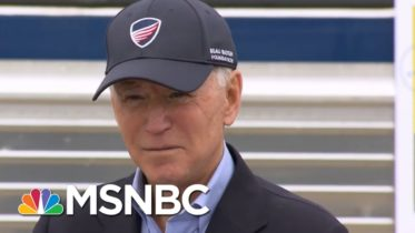 Biden Calls Trump's Conduct In First Debate 'A National Embarrassment' | MSNBC 6