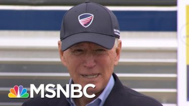 Biden Sends Message To Proud Boys: 'Cease-And-Desist' | MSNBC 6