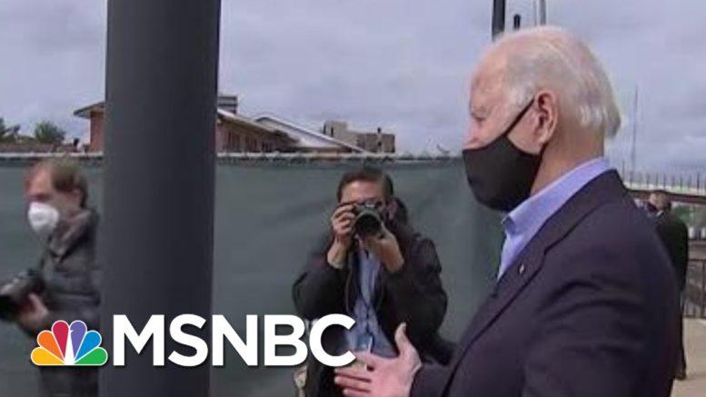 Campaign Vets Jen Palmieri And Robert Gibbs Review Trump, Biden Debate Performances | MSNBC 1