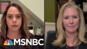 'Appalling,' 'Dangerous': Ex-Trump Officials React To Trump Debate Showing   All In   MSNBC 5