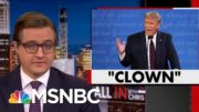 Debate Was A 'Performance Of Our National Catastrophe'—And Trump Is Solely To Blame   All In   MSNBC 5