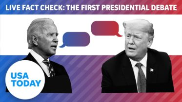 Presidential Debate 2020: Trump and Biden face off in Cleveland (FULL DEBATE) | USA TODAY 6