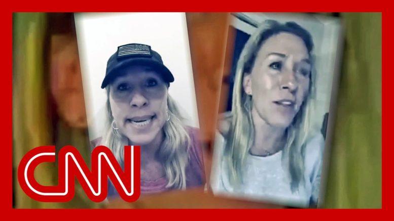 Trump praises GOP candidate despite her QAnon support 1