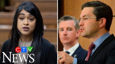 Poilievre squares off with Chagger in tense exchange over WE Charity scandal engulfing Trudeau 5