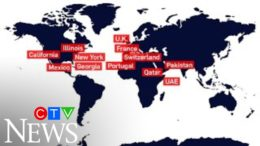 Passengers with COVID-19 keep arriving in Canada on international flights 9
