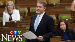 On his last day as Tory leader in the House of Commons, Scheer calls out PM Trudeau's absence 7