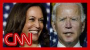 Biden, Harris take aim at Trump in first campaign event 4