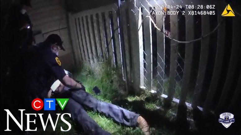 Warning: K-9 unit suspended after violent arrest in Utah 1