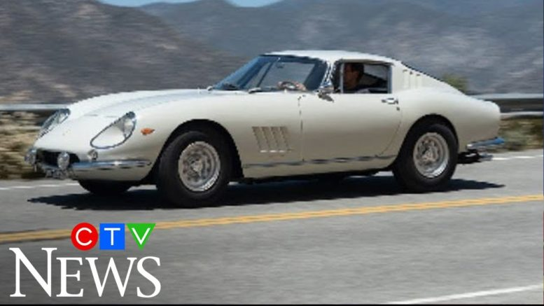 Here's the most expensive car ever sold online 1