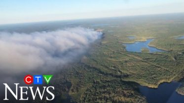 Significant rainfall a 'game changer' in Ontario Red Lake wildfire 6