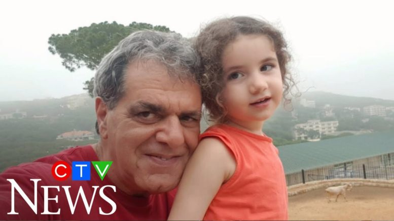 Family of Canadian girl killed in Beirut blast shares grief 1