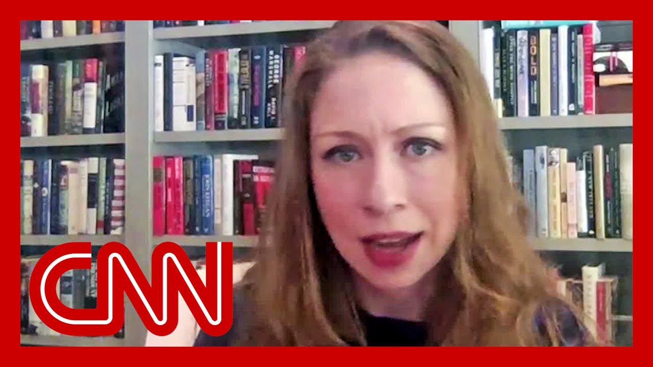 Chelsea Clinton fights misinformation on vaccine safety 3