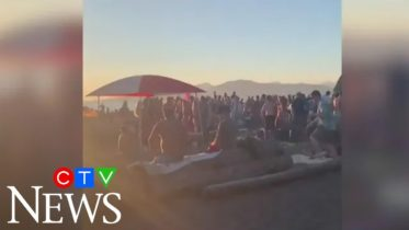 Large beach gatherings in Vancouver spark outrage 6