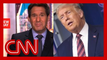 'Um, wow': Trump's briefing remarks stun John Berman 6