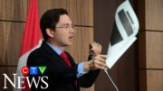 Pierre Poilievre throws redacted WE scandal documents: 'All the substance is blacked out' 2