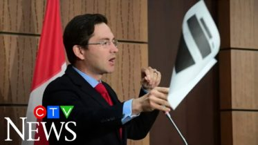 Pierre Poilievre throws redacted WE scandal documents: 'All the substance is blacked out' 6