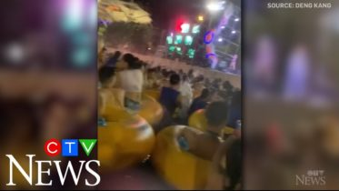 COVID-19 pandemic: Wuhan water park hosts crowded parties 6