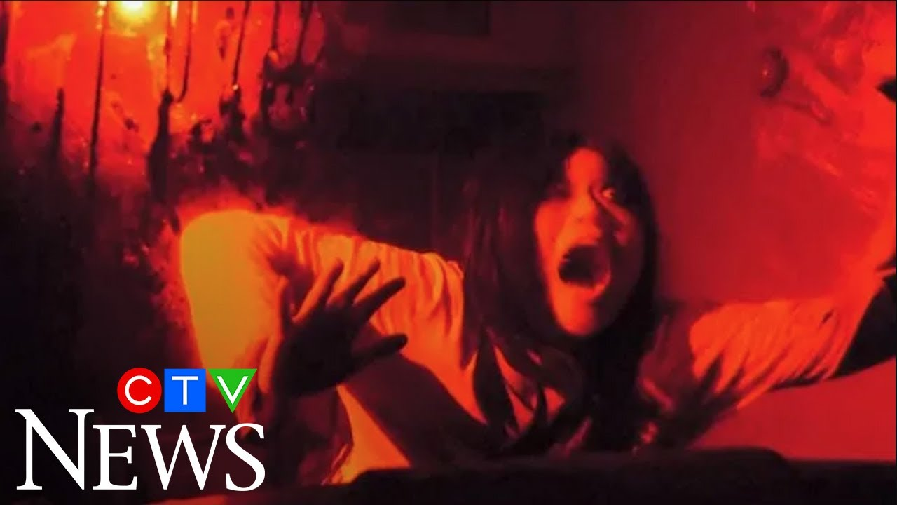 COVID-19 pandemic: Check out this socially-distanced, drive-thru haunted house! 1