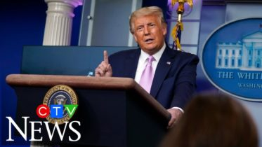 Trump on QAnon conspiracy believers: 'They love our country' 6