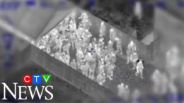 Police in Manchester, U.K., used thermal imaging to shut down a house party with some 200 guests. 2