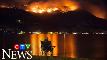There are almost 100 wildfires burning across British Columbia - here's what you need to know 6