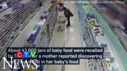 U.K. farmer found guilty of putting metal shards in baby food 9