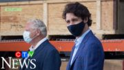 Trudeau announces deal to expand and produce N95 masks at 3M plant 4