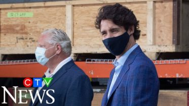 Trudeau announces deal to expand and produce N95 masks at 3M plant 6