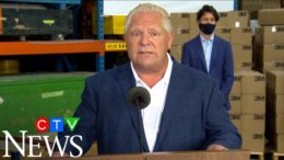 Ford on PPE: Ontario will 'never again' be at the mercy of U.S. for supplies during COVID-19 9