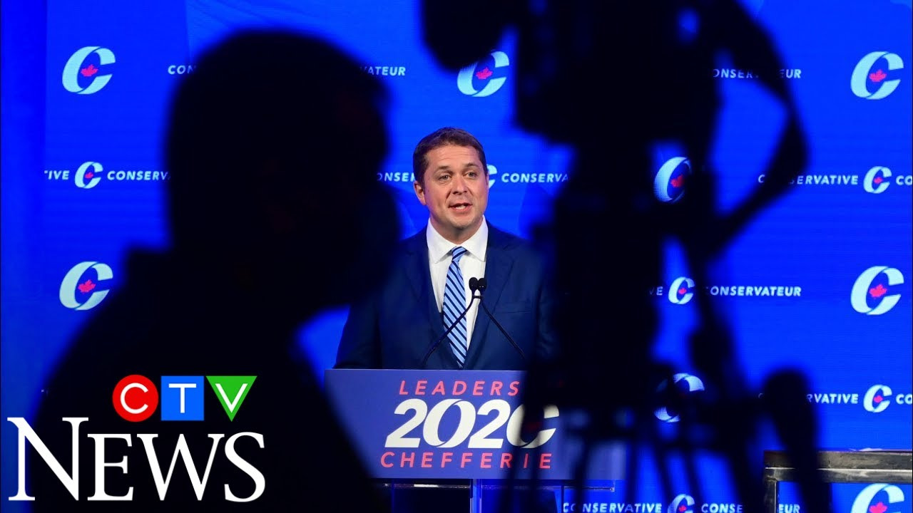 'This has been such an honour': Andrew Scheer's final speech as outgoing Conservative leader 1