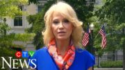 Why did Kellyanne Conway decide to leave Trump's White House? 5